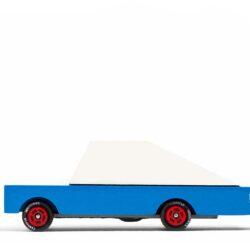 Blue racer #8 Candylab lato