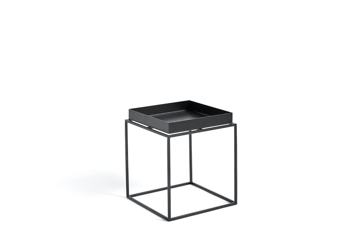 Tray table nero small