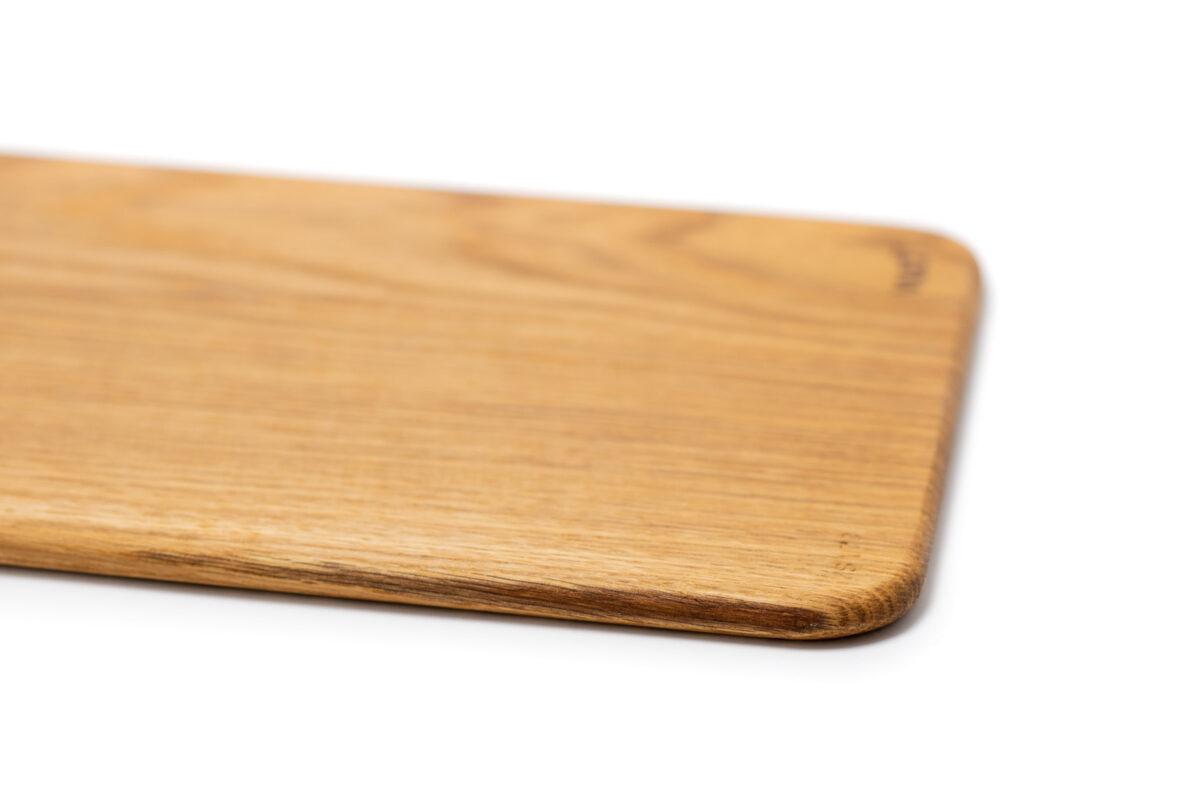 Vud Tagliere Serie S 43x21 rovere dettaglio legno
