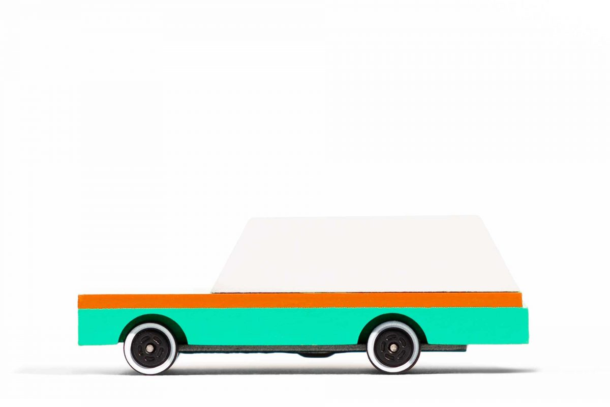 Candylab Teal Wagon lato