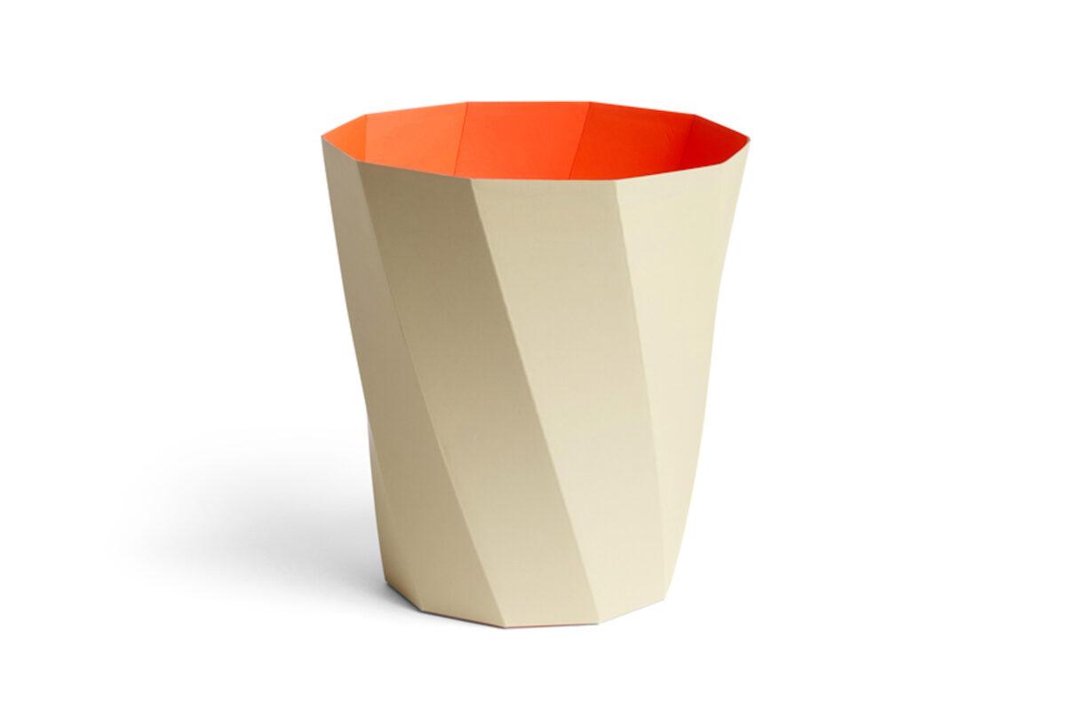 Paper Paper Bin warm beige