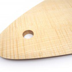 Tagliere Vud Cs 50-24 Acero dettaglio buco