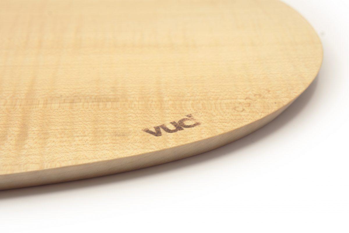 Tagliere Vud Cs 50-24 Acero dettaglio marchio