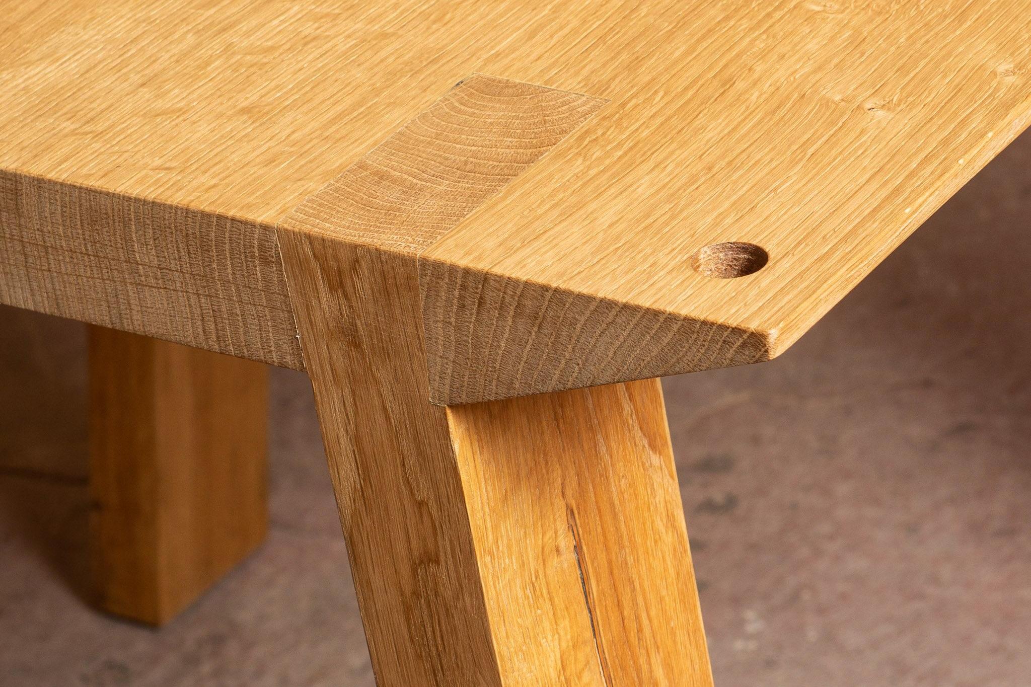 Vud Design Tavoli artigianali legno Trieste