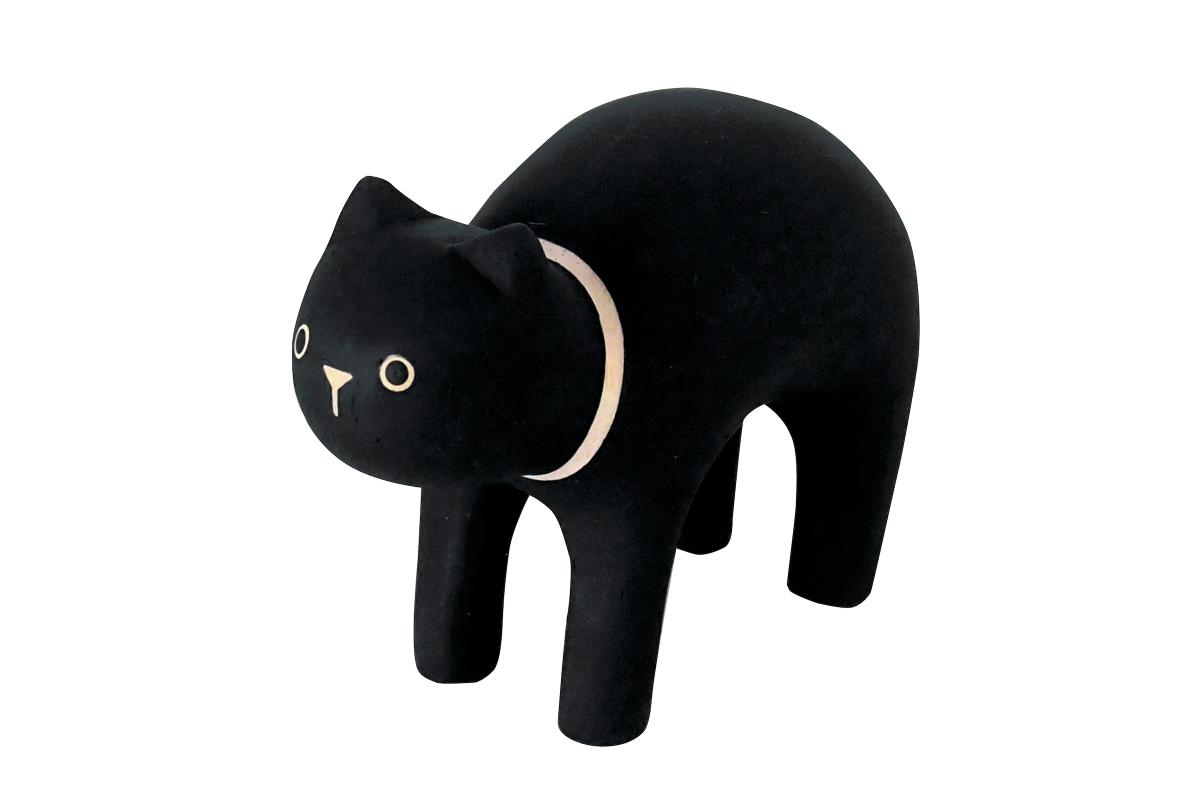 Vud T-lab Pole Pole Black Cat