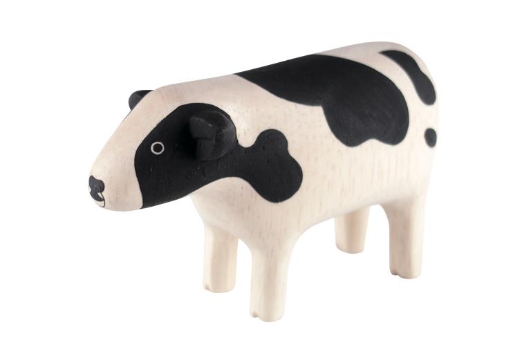 Vud T-lab Pole Pole Cow