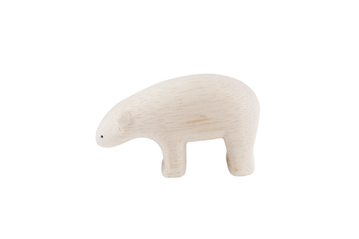 Tlab Pole Pole Polar Bear - side